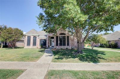 Rowlett Single Family Home For Sale: 5518 Luna Drive