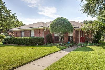 Collin County, Dallas County, Denton County, Kaufman County, Rockwall County, Tarrant County Single Family Home For Sale: 3122 Big Oaks Drive
