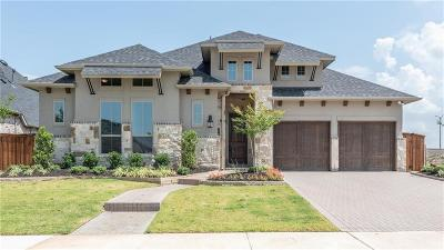 Frisco Single Family Home For Sale: 3960 Idlebrook