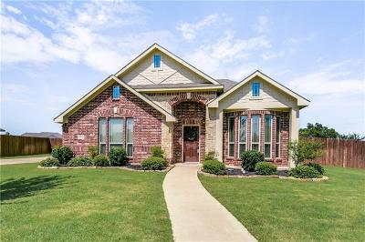 Midlothian Single Family Home For Sale: 6641 Thistle Wood Drive