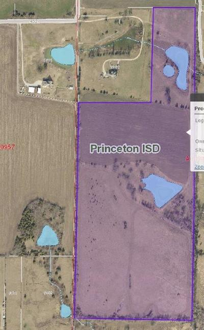 Princeton Farm & Ranch Active Option Contract: Tbd County Road 452