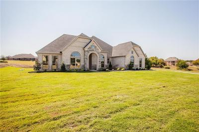 Waxahachie Single Family Home For Sale: 335 Hunter Pass