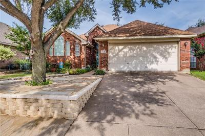 Flower Mound Single Family Home Active Option Contract: 3405 Bradford Drive