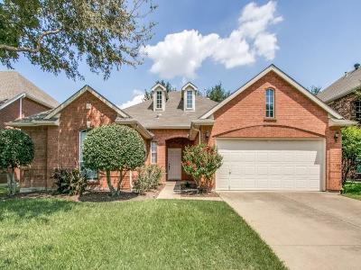 Flower Mound Single Family Home Active Option Contract: 2408 Pinehurst