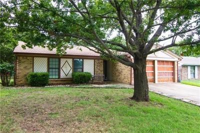 Crowley Single Family Home Active Option Contract: 508 Baldwin Avenue