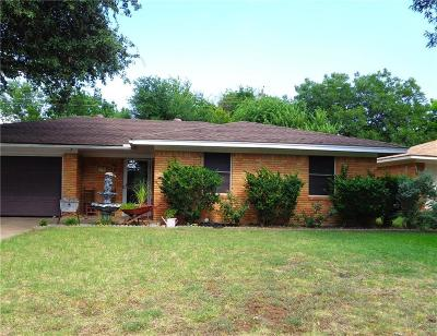 Midlothian Single Family Home For Sale: 1508 Yucca Street