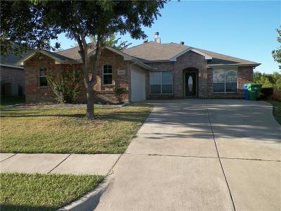 Rowlett Single Family Home For Sale: 5709 San Marino Drive