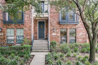 Fort Worth Townhouse For Sale: 3815 Westridge Avenue