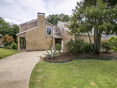 Dallas County Single Family Home Active Option Contract: 3321 Creekbend Drive