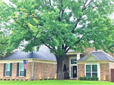 Bedford, Euless, Hurst Single Family Home For Sale: 721 Bridget Way
