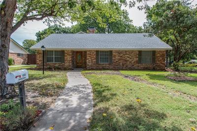 Denton Single Family Home For Sale: 1315 Churchill Drive