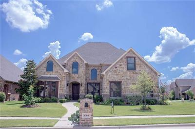 North Richland Hills Single Family Home For Sale: 8000 Camino Drive