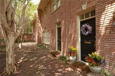 University Park Condo For Sale: 3404 Shenandoah Street #3404