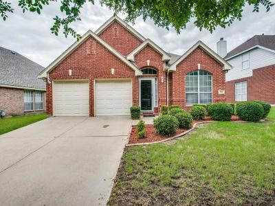 Fort Worth Single Family Home For Sale: 7974 Hosta Way