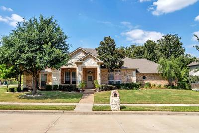 Fort Worth Single Family Home For Sale: 12413 Yellow Wood Drive