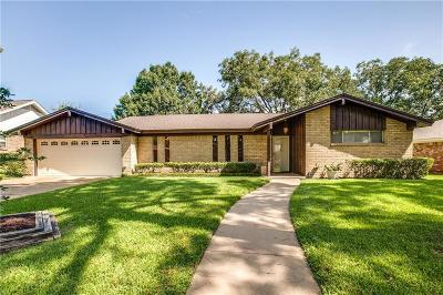 Bedford, Euless, Hurst Single Family Home For Sale: 224 W Pleasantview Drive