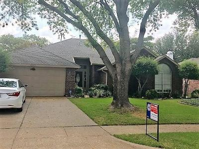 Grapevine Single Family Home For Sale: 2045 Willowood Drive