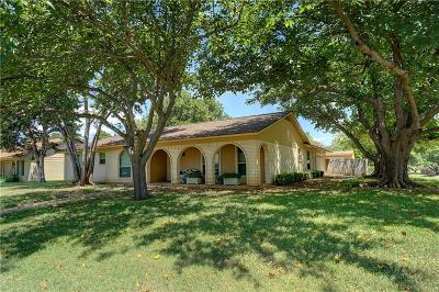 Denton Single Family Home For Sale: 2106 Georgetown Drive