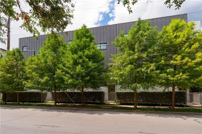 Dallas Townhouse For Sale: 4001 Bowser #B