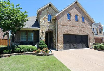 Lewisville Single Family Home For Sale: 2508 Dover Drive