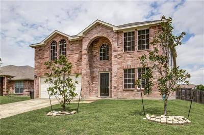 Cedar Hill Single Family Home For Sale: 1077 Winding Creek