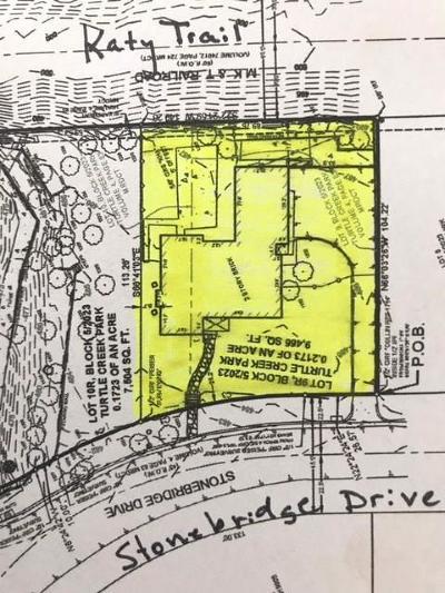 Dallas Residential Lots & Land For Sale: 4022 Stonebridge Drive