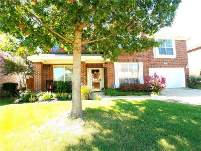 Fort Worth TX Single Family Home For Sale: $310,000