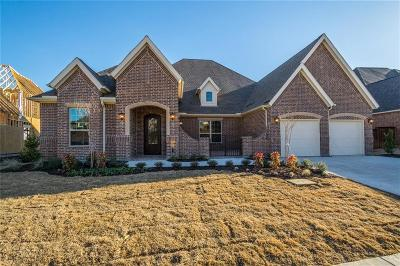 Flower Mound Single Family Home For Sale: 10905 Smoky Oak Trail