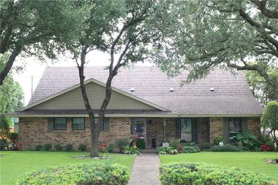 Mesquite Single Family Home For Sale: 524 Kathy Drive
