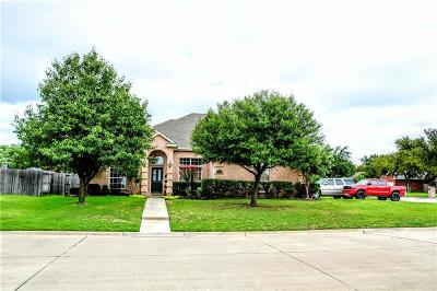 Aledo Single Family Home For Sale: 209 Bluff View