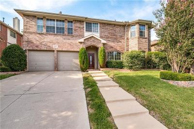 Denton Single Family Home For Sale: 1709 Buena Vista Drive
