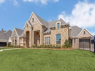 Southlake TX Single Family Home For Sale: $1,363,996