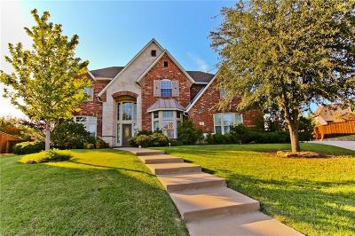 Prosper Single Family Home For Sale: 490 Cloud View Court