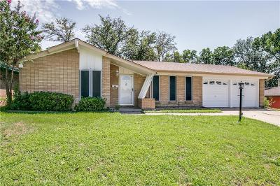 Fort Worth Single Family Home For Sale: 7817 Davenport Avenue