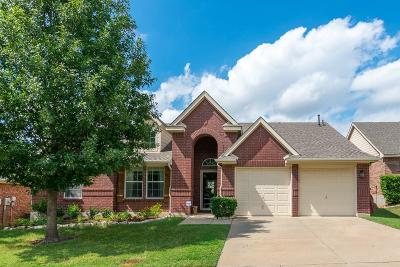 Denton Single Family Home For Sale: 2725 Pinto Drive