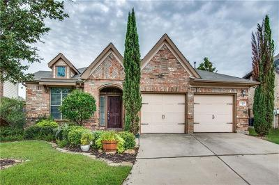 Fort Worth TX Single Family Home For Sale: $279,450