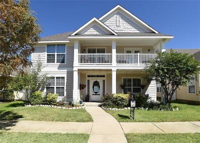 Providence Village Single Family Home For Sale: 1624 Degnen Lane