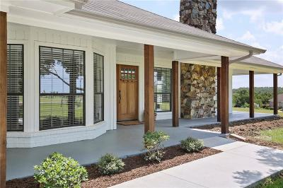 Forney Single Family Home For Sale: 11855 Ridge Road