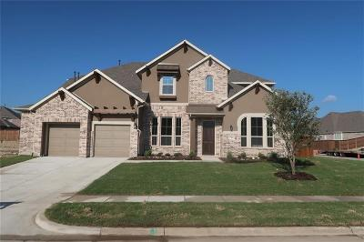 McKinney Single Family Home For Sale: 7709 Weatherford Trace