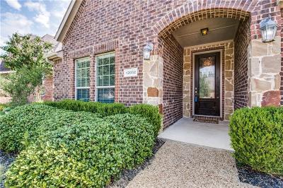Frisco Single Family Home For Sale: 12052 Eden Lane