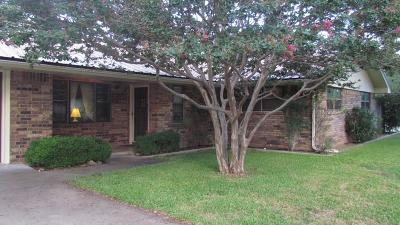 Stephenville Single Family Home For Sale: 1381 N Rose Drive