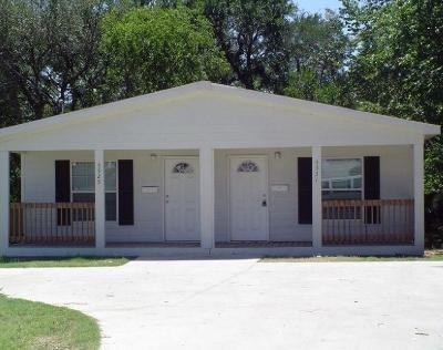 Dallas Multi Family Home For Sale: 5531 Mesa Circle