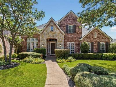 Frisco Single Family Home For Sale: 4933 Corinthian Bay Drive