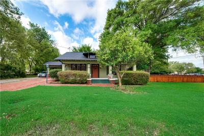 Richardson Single Family Home For Sale: 302 Huffhines Street