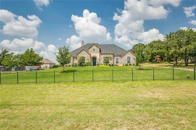 Burleson Single Family Home For Sale: 206 N Hurst Road