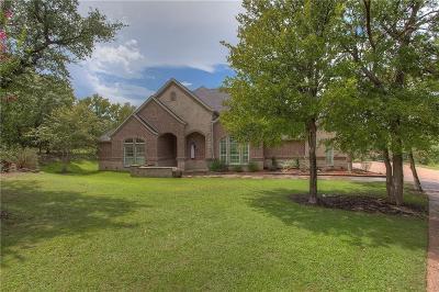 Aledo Single Family Home For Sale: 310 S Oakvista Court