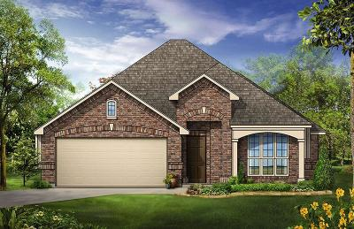 Little Elm Single Family Home For Sale: 1805 Yellowthroat Drive