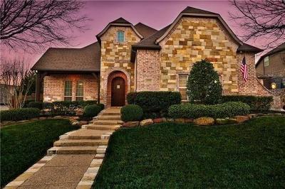 McKinney Single Family Home For Sale: 2309 Brandywine