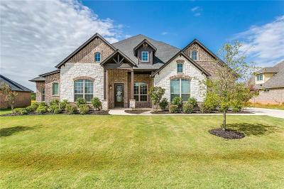 Burleson Single Family Home For Sale: 961 Prairie Timber Road