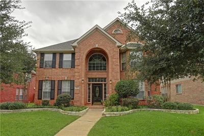 Frisco Single Family Home For Sale: 10213 Hunter Run